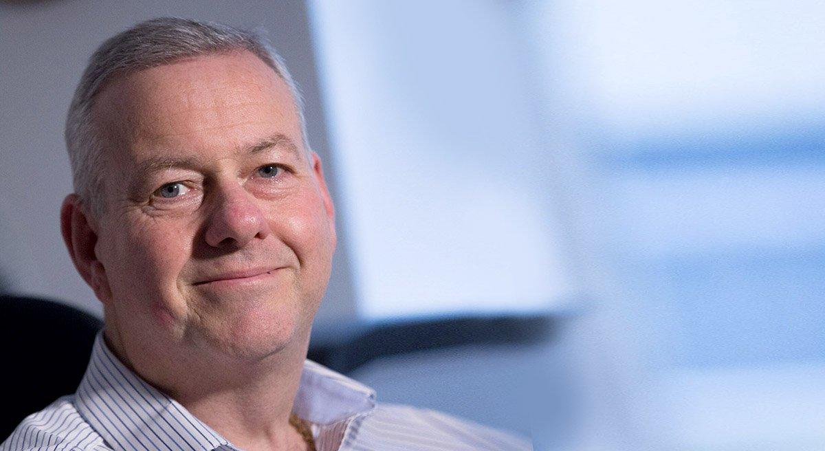 Graham Davies - property management software