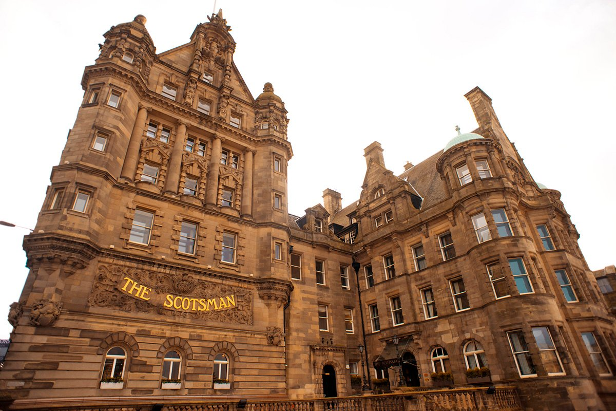 Edinburgh - property management software