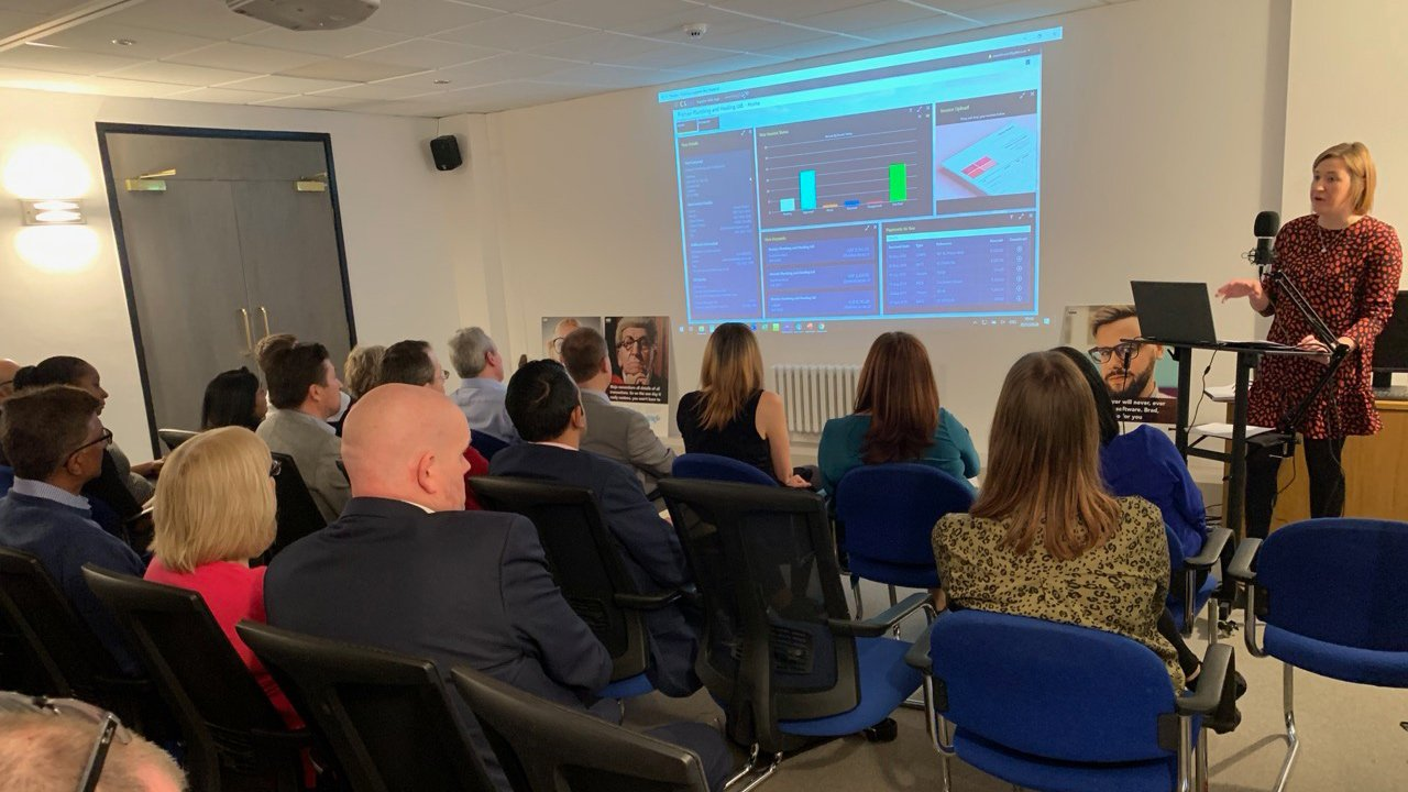 Breakfast briefing Feb2020 0 - property management software