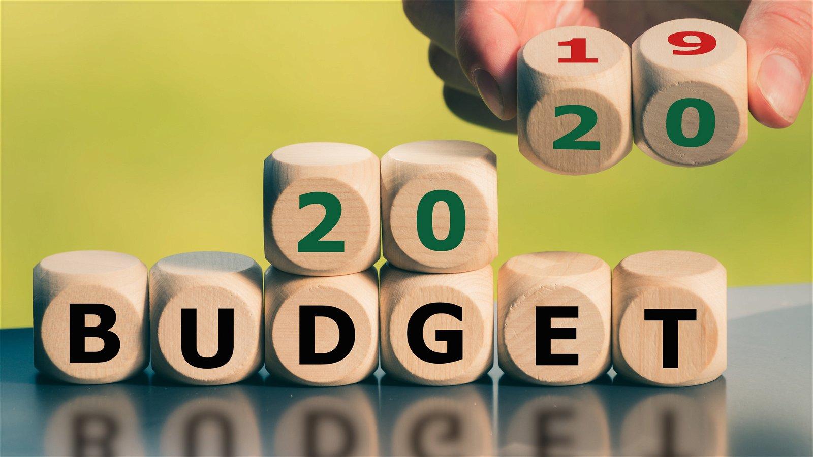 Budget 2020 - property management software